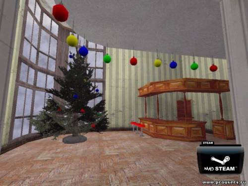 xmas maps for cs 1.6
