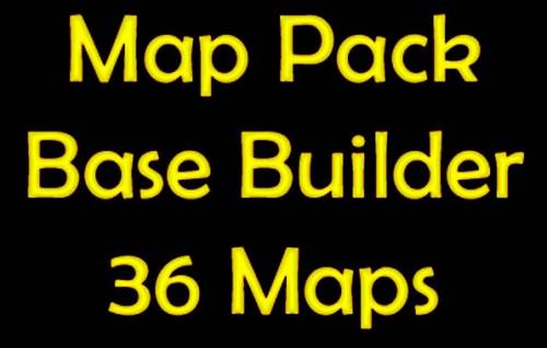 BaseBuilder cs 1.6 map pack