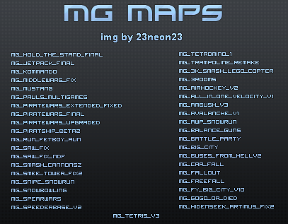 mini game css map pack