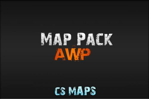 cs 1.6 awp_ map pack